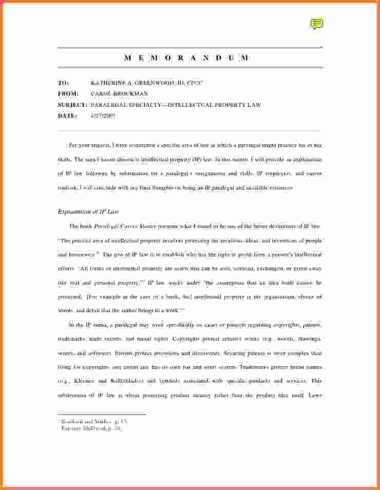Legal Memo Examples.23417862.png - Sales Report Template