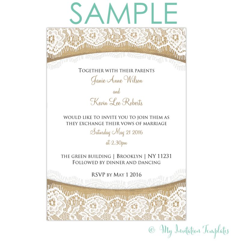 100+ [ Sample Wedding Reception Wording ] | Examples Of Wedding ...