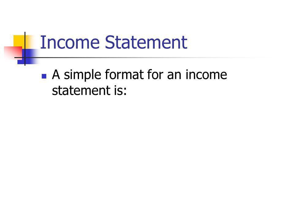 Financial Statement Preparation: A Tutorial - ppt download