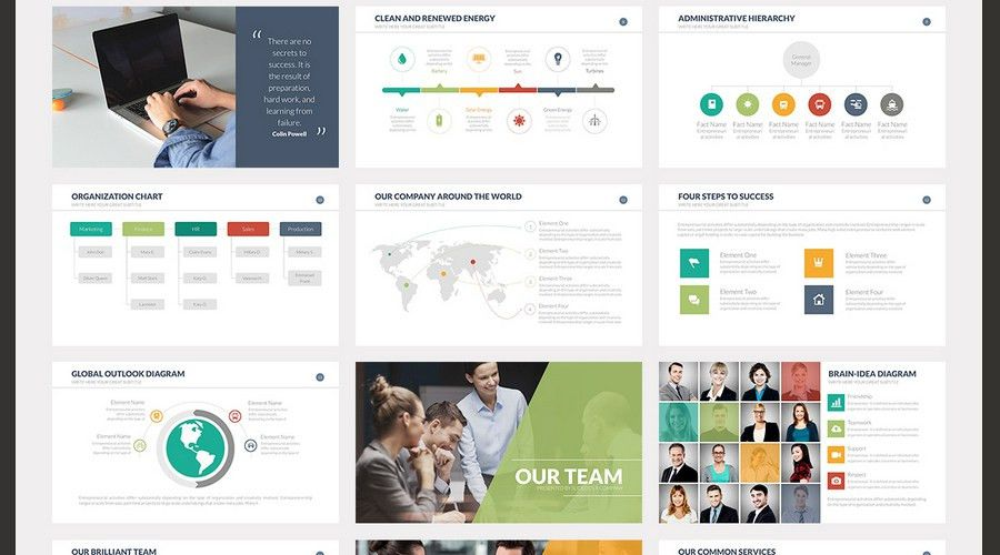 the perfect presentation template 19 vintage powerpoint templates ...