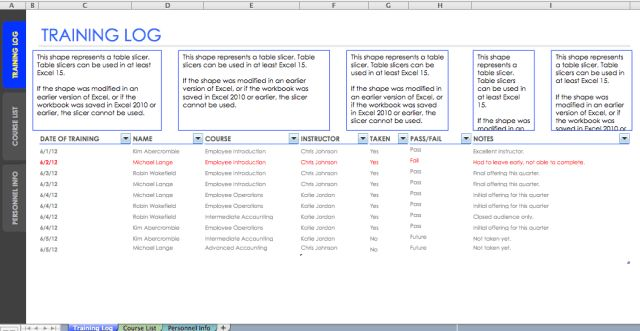 Training Log Template. the barb wire rider resource endurance ...