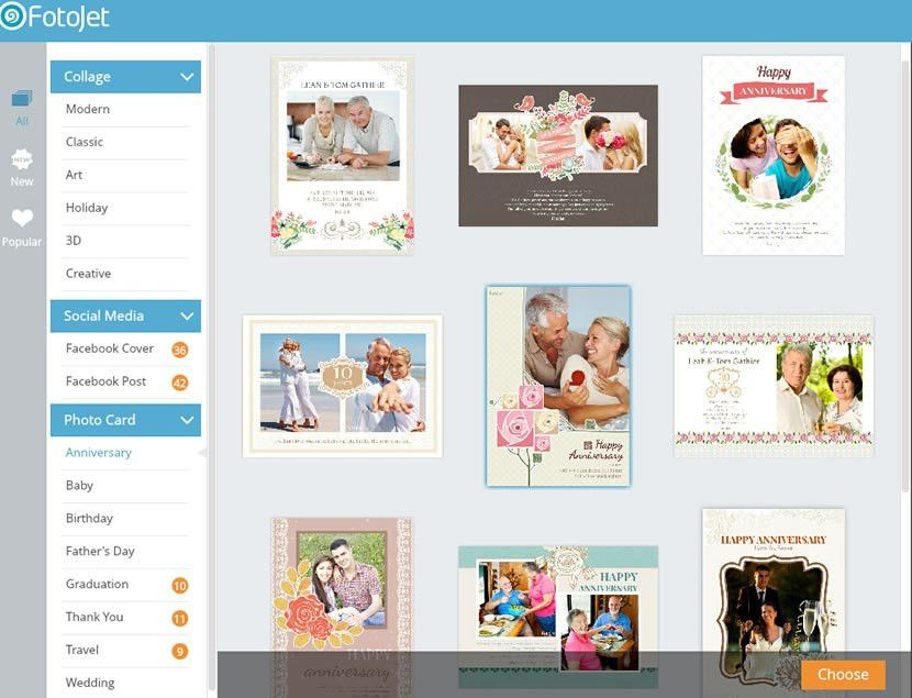 Easily Make Your Personalized Free Anniversary Cards for Loved Ones