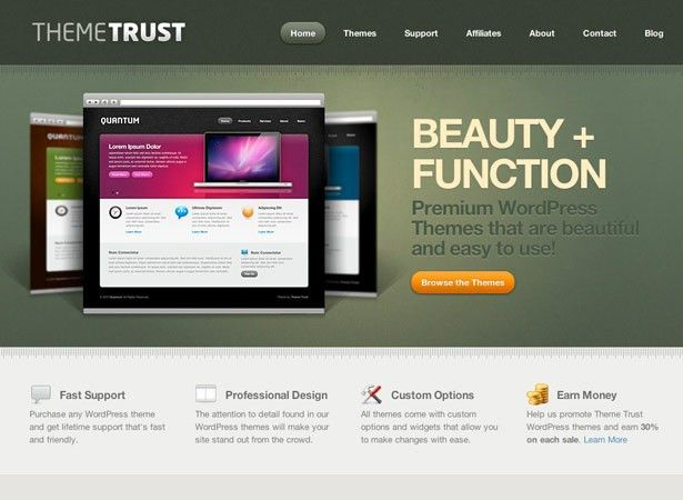 10 Places to Buy Professionally Designed WordPress Themes ...