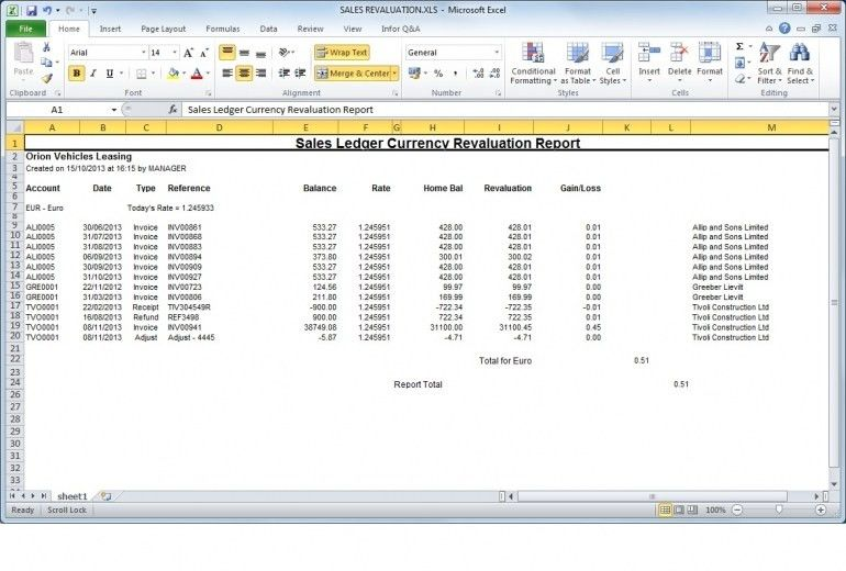 Download Invoice Reconciliation Template Excel | rabitah.net