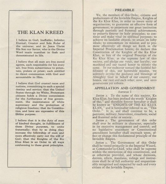 KKK Constitution Bylaws (Bowlick, Group 6) · Student Digital ...