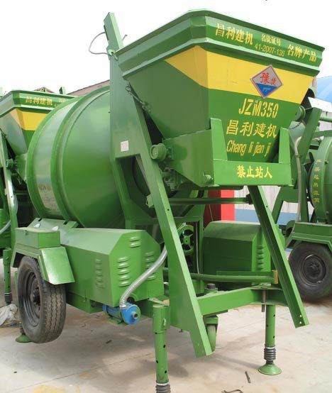 Towable concrete mixer - A pro concrete mixer supplier