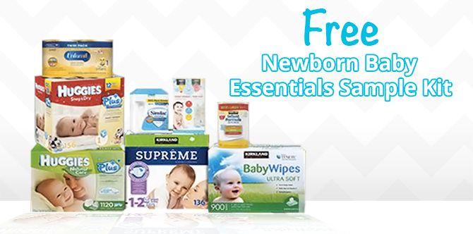 Free Newborn Baby Essentials Sample Kit at Costco! - The Krazy ...