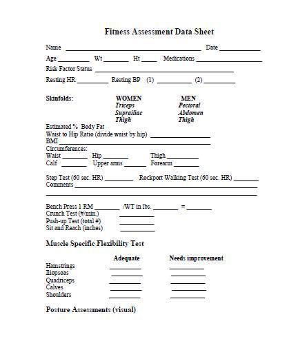 Health Appraisal Form. Employee Appraisal Discussion Form Sample ...