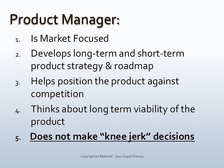Where should product management report to? – Software Product ...