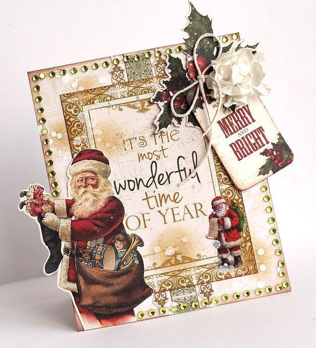 71 best Christmas cards images on Pinterest | Christmas cards ...