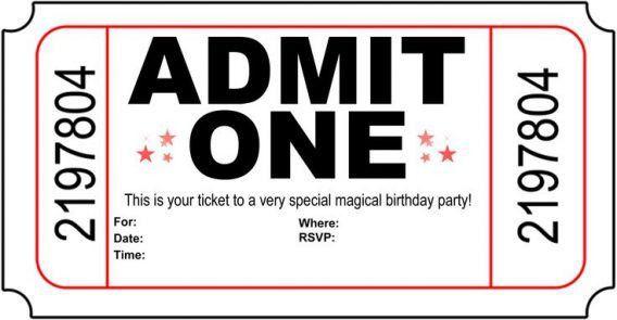 Free Printable Kids Birthday Party Invitations Templates ...