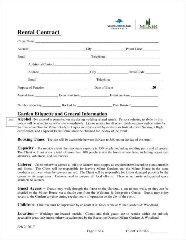 Disc Jockey Contract Template. dj contract 9 free word pdf ...