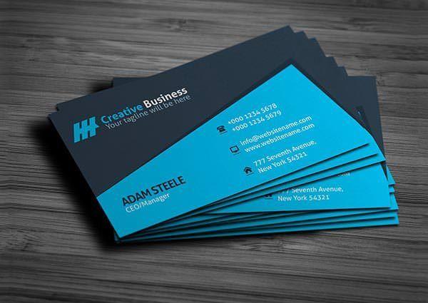 51+ Best Premium Business Card Template Designs | Free & Premium ...