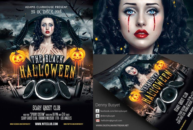 20+ Best PSD flyer templates |PSD|Free & Premium Themes | Free ...