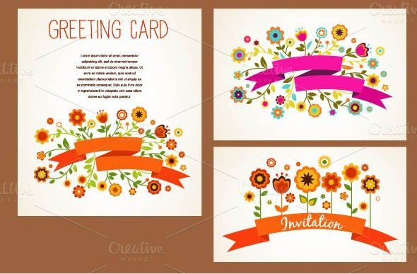 20+ Greeting Card Templates