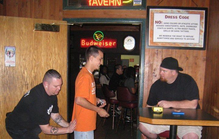 Nightclub Security - Bouncer Job Description