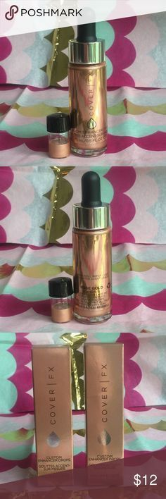 💕💕COVERFX ROSE GOLD AND BLOSSOM 2ML💕💕 Boutique   Cover fx ...