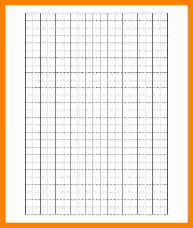 Graph Paper Download Word [Template.billybullock.us ]