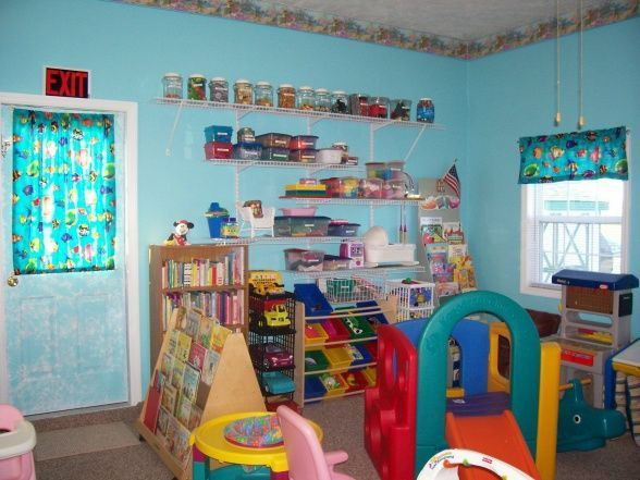Day Care Nursery Room Ideas | Affordable Ambience Decor