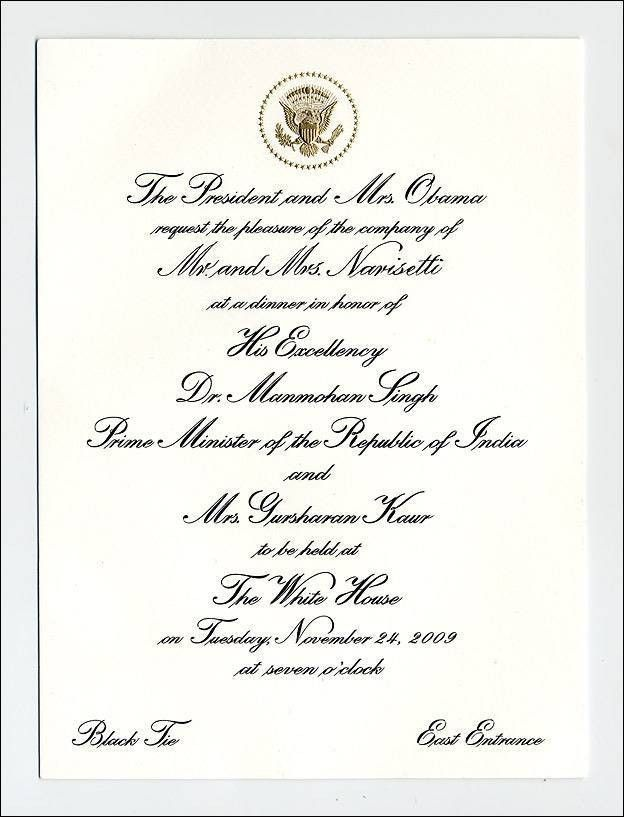 Reliable Source - What does a real White House state-dinner ...