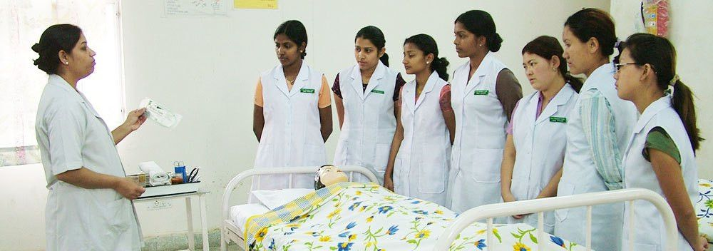 Obstetrics and Gynaecological Nursing | Jamia Hamdard