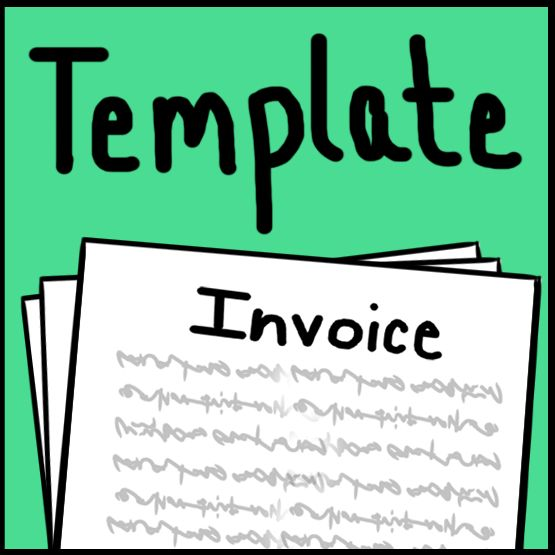 Free Blank Invoice Templates in Google Documents