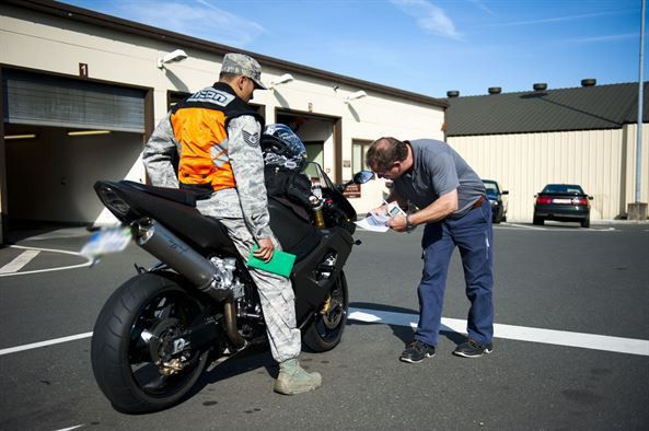 Vehicle inspection office keeps Airmen safe > Spangdahlem Air Base ...