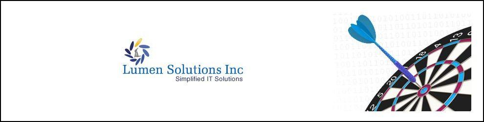 Lead ETL Developer Jobs in San Ramon, CA - Lumen Solutions Inc.