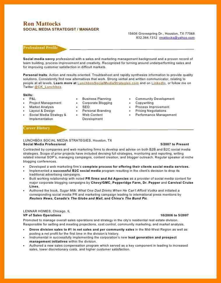 2. digital project manager resume example sample technology images ...
