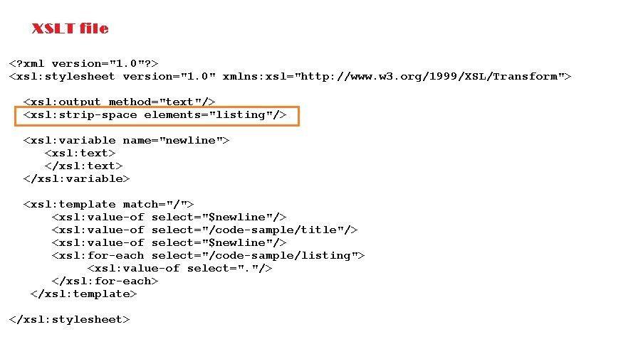 XML XSLT | Middleware Tech