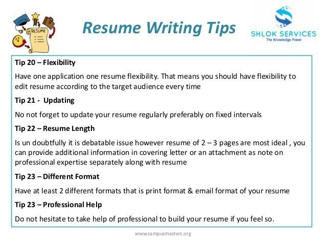 resume writing tips. resume writing how to get it right jobsdb ...