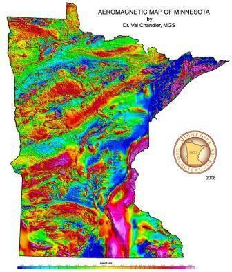 State Geology Data: Minnesota