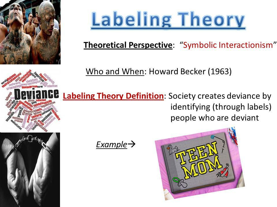 "Theories of Deviance"" - ppt video online download"