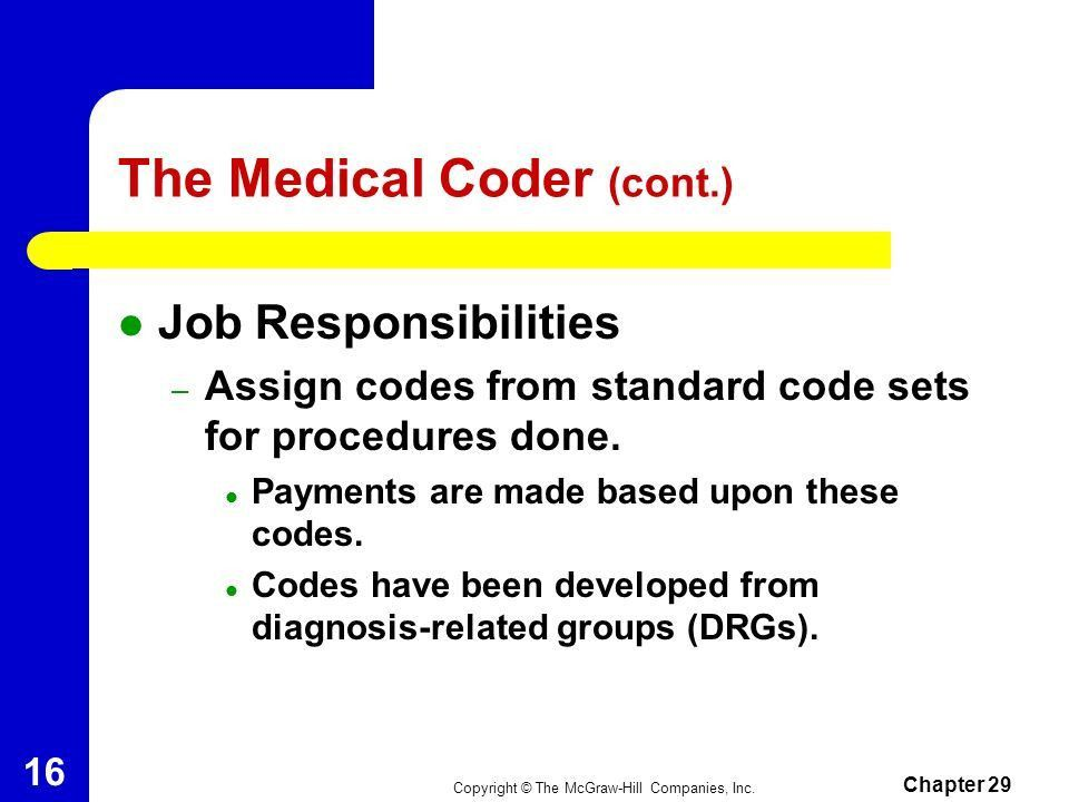 Chapter 29 Health Information - ppt download
