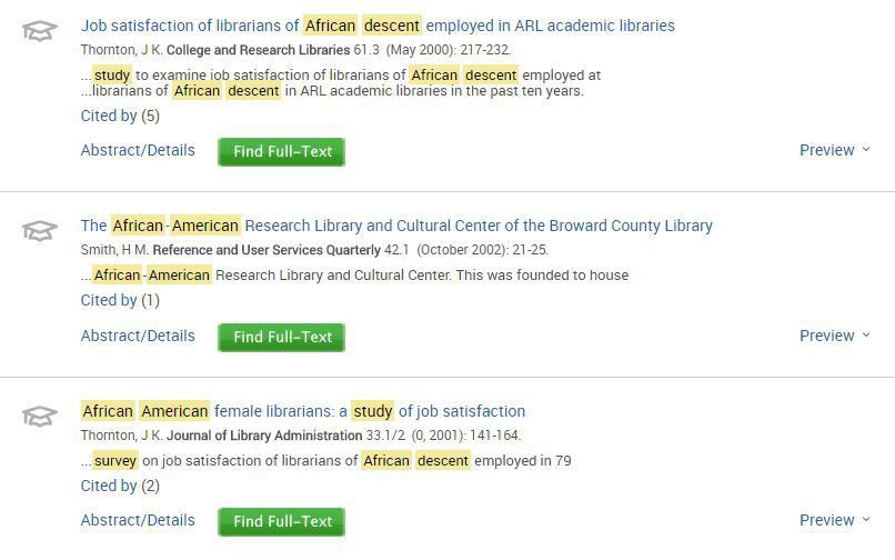 Recent Literature Review Examples - LIS 621: Conducting Research ...