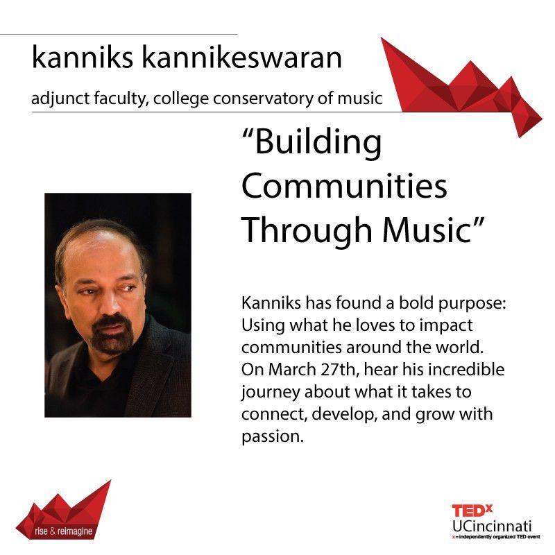 Rise & Reimagine | TEDxUCincinnati