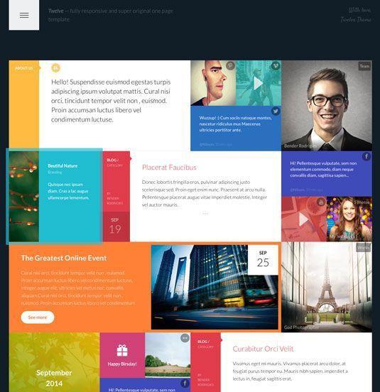 Best 25+ Best website templates ideas on Pinterest | Best free ...