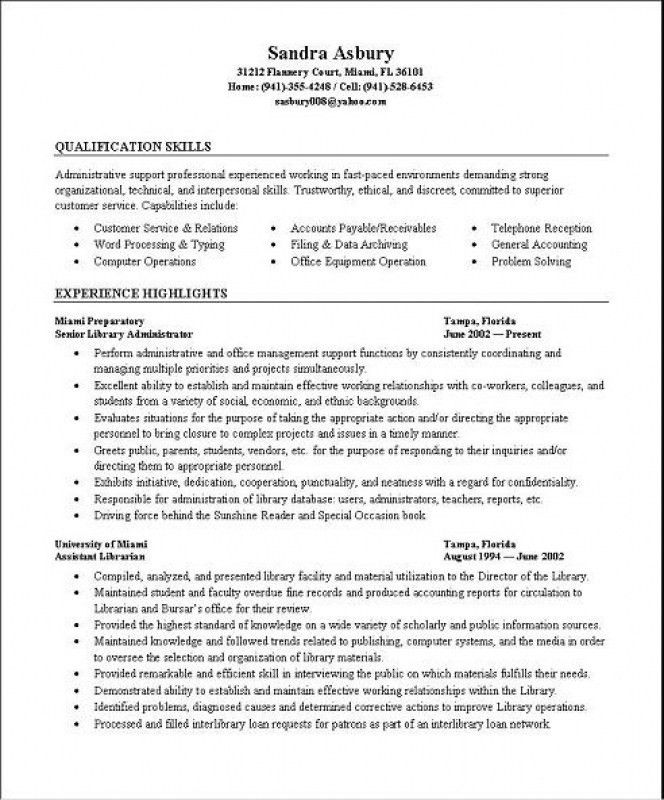 Accounts Payable And Receivable Resume Sample – Resume Examples