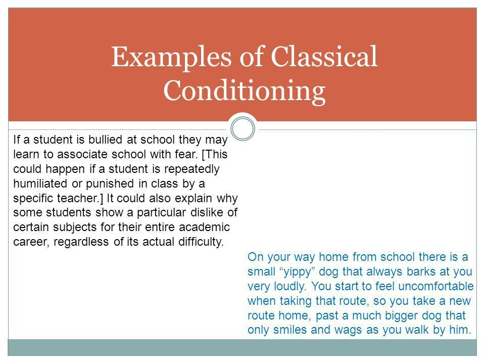 Learning: Classical and Operant Conditioning Unit 6 - ppt video ...