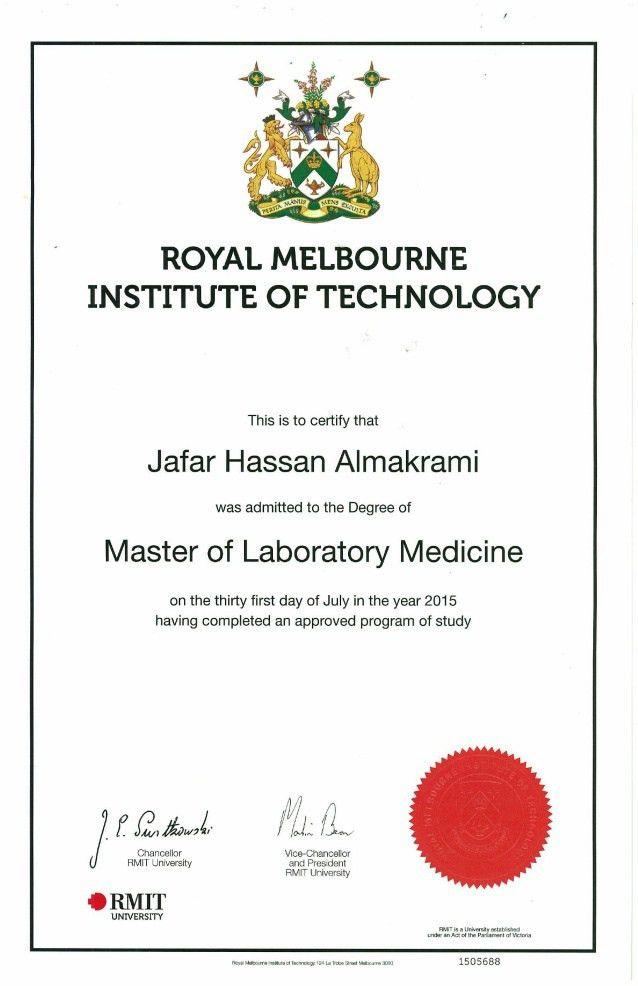 degree certificate compressed