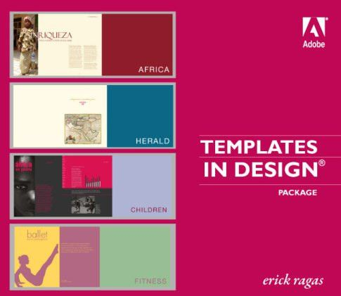 Templates Professional for Adobe InDesign | bookmark | Pinterest ...