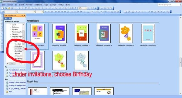 How To Make A Birthday Card On Microsoft Word – gangcraft.net