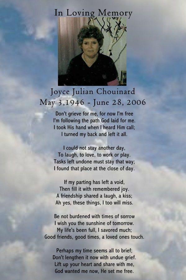 Funeral Card Template - Contegri.com