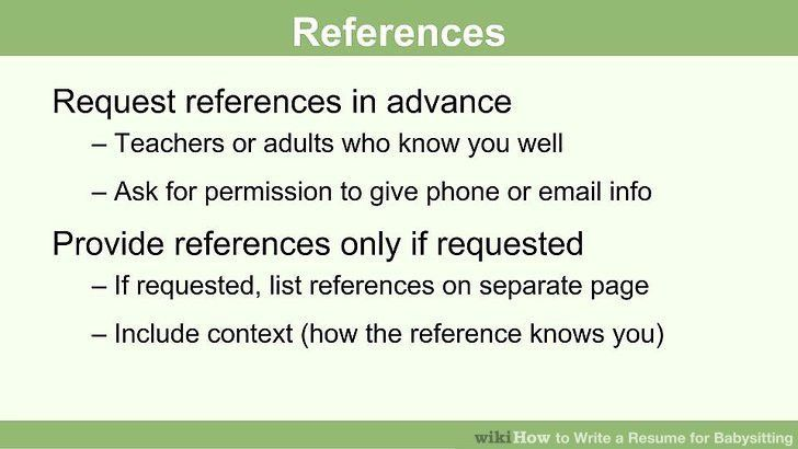 resume does a resume include references modern does a resume ...