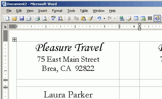 Word Label Template.print Shipping Labels Microsoft Word Template ...