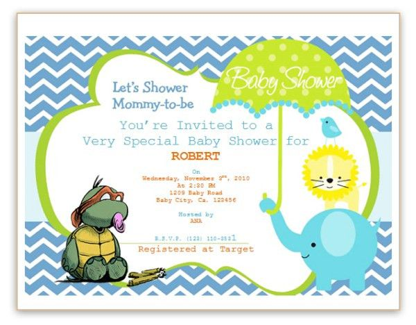 Free Invitation Templates | Save Word Templates