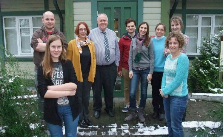 Sparsholt College extends zoo keeper training in Russia ...