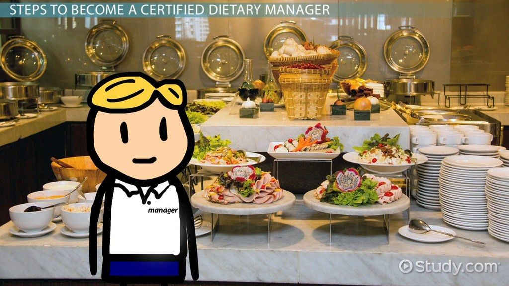Become a Certified Dietary Manager: Education and Career Roadmap