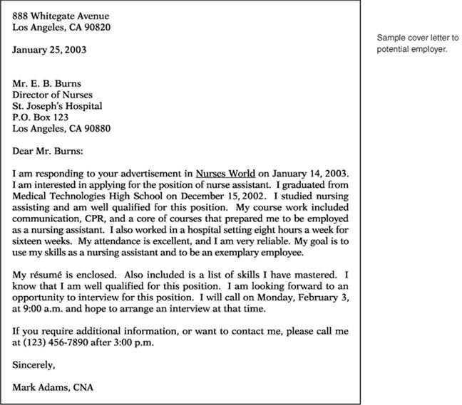 Asbestos Worker Cover Letter