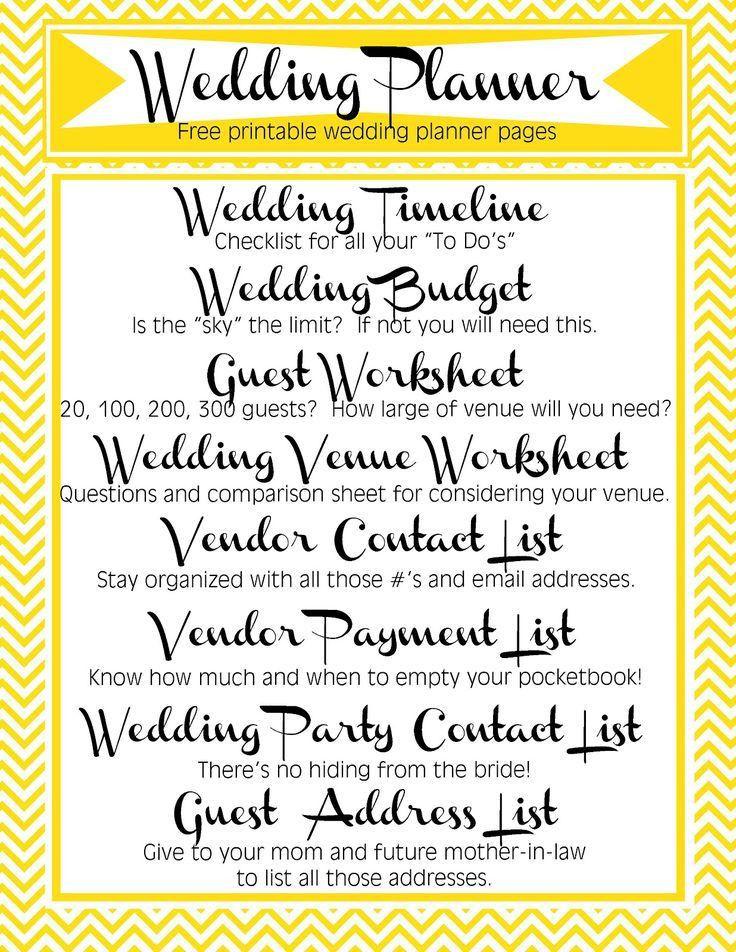 302 best <3 Wedding: Planning images on Pinterest | Wedding ...